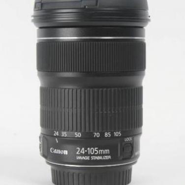 Objetivo canon ef 24-105mm f/3.5-5.6 is stm de...