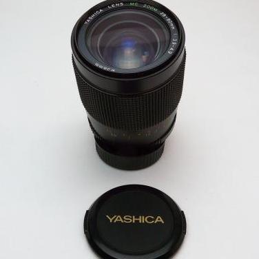 Objetivo yashica 28-80mm f3.9-4.9 macro