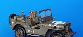 Plusmodel - see bee jeep conversion set 1/35 241