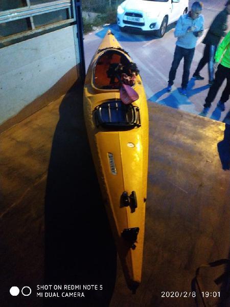 Piragua / canoa completamente nueva marca pijon