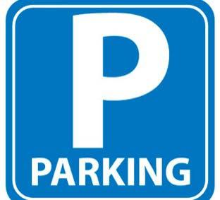 Plaza de parking para moto