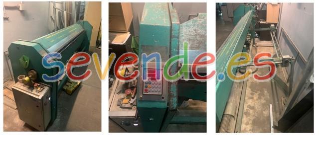Plegadora jouanel 3000x1 cnc grados sabadell