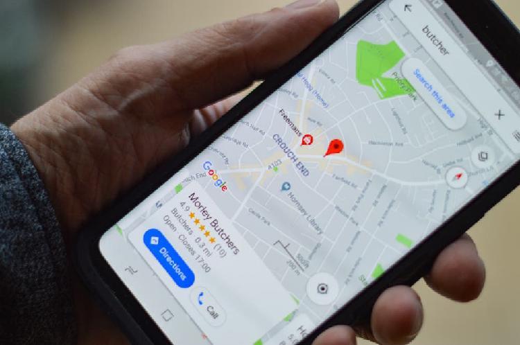 Posicionamiento seo y google maps