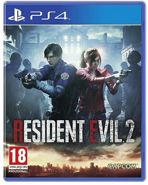 Resident evil 2 remake ps4. res2 remake