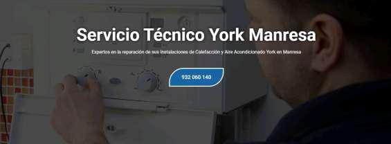 Servicio técnico york manresa 676763319 en manresa