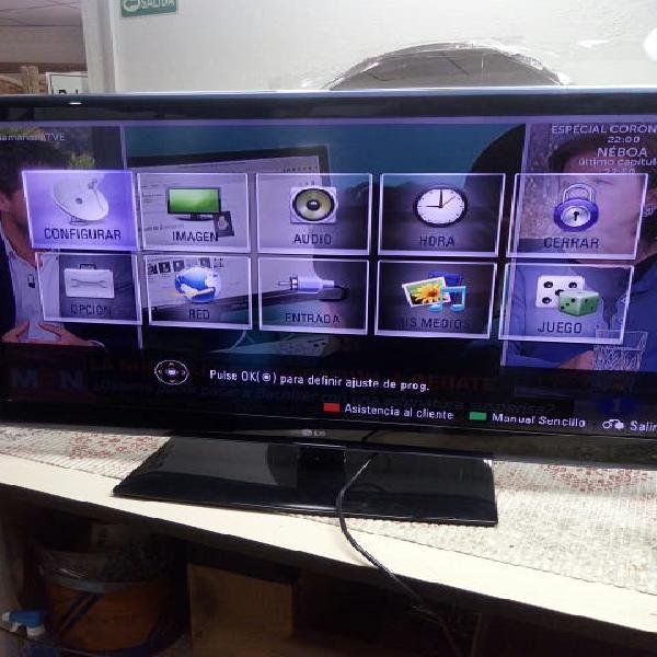 Tv led lg 42lx6500 3d