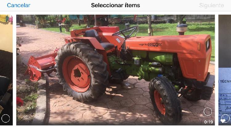 Tractor agria 28cv 1990