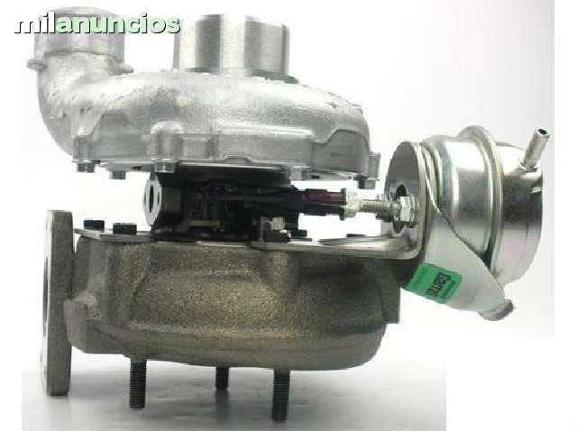 Turbo intercambio garrett 454135 2.5 tdi 150/180