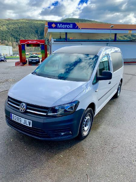 Volkswagen caddy maxi 2016