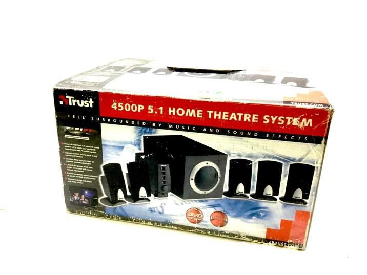 Altavoces home cinema trust 13735