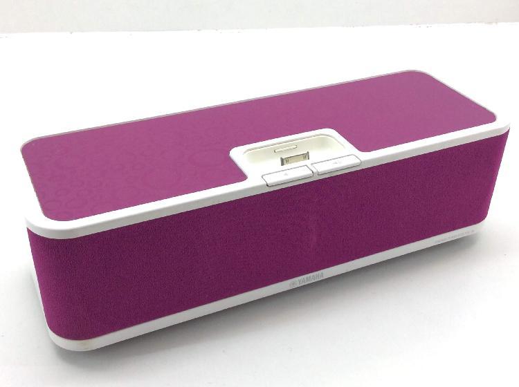 Altavoces para ipod yamaha pdx-30