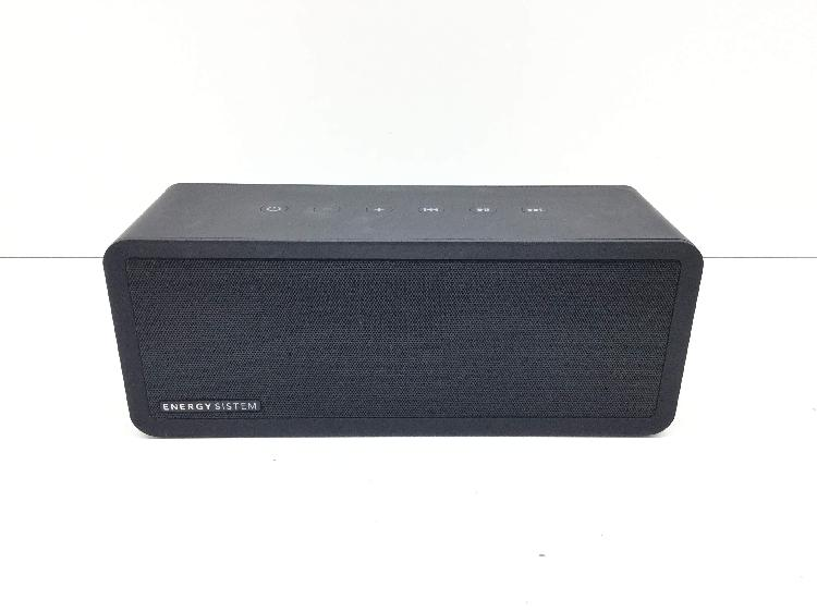 Altavoz portatil bluetooth energy sistem music box 9