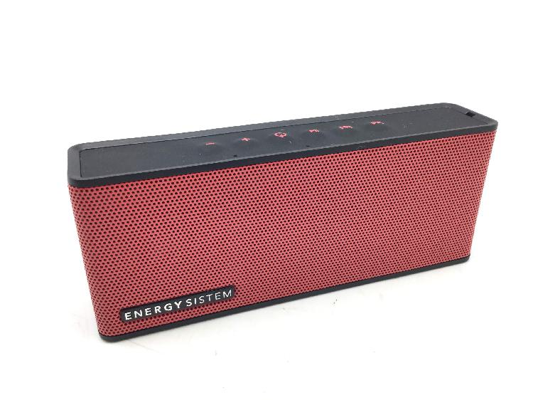 Altavoz portatil bluetooth energy sistem music box b2