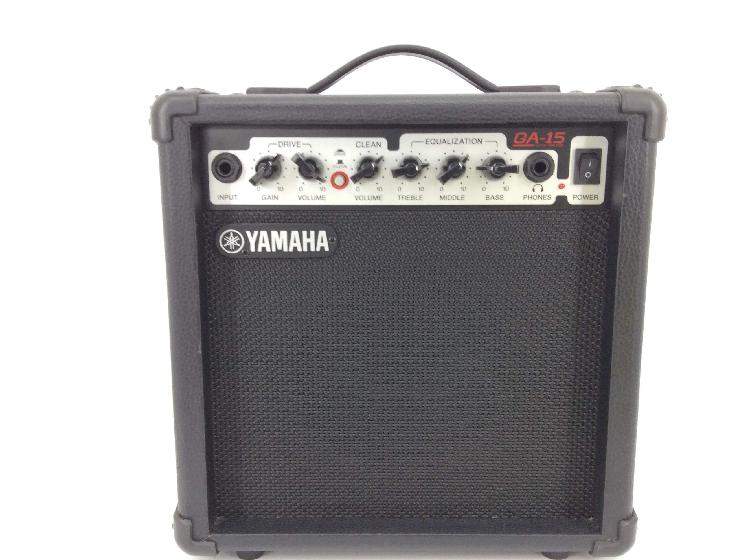 Amplificador guitarra yamaha ga-15