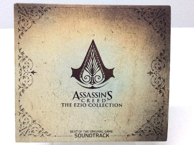 Assasins creed the ezio collection soundtrack