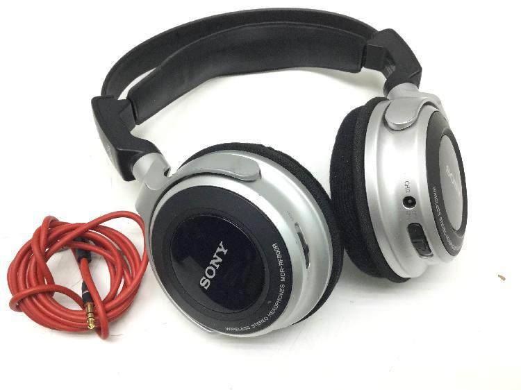 Auriculares hifi sony mdr-rf800r