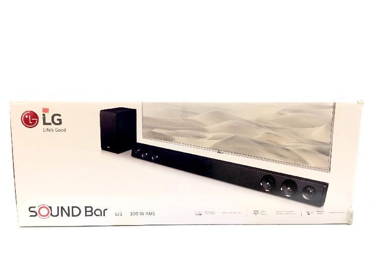 Barra sonido lg sj3 300vv rms