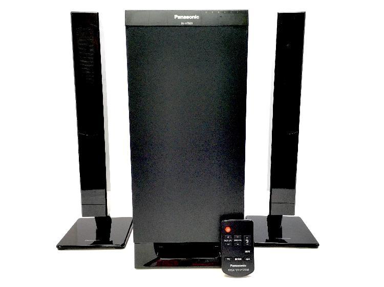 Barra sonido panasonic sc-htb20 su-htb20