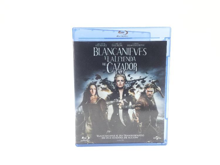 Blancanieves y la leyenda del caador