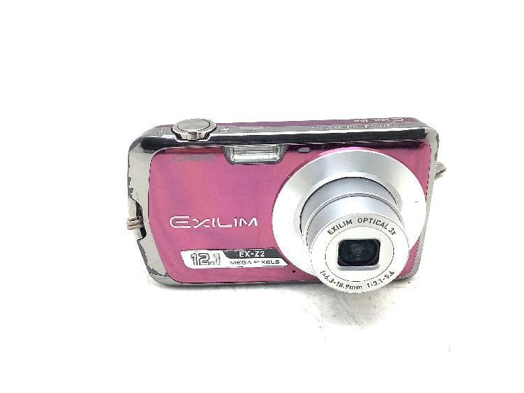 Camara digital compacta casio ex-z2