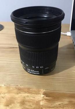 Canon 24 105 is stm para piezas