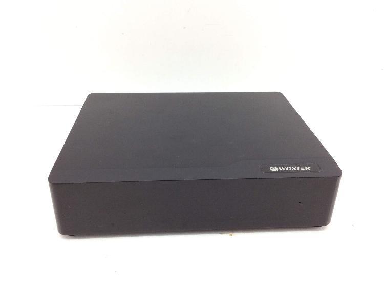 Disco duro multimedia woxter icube 775