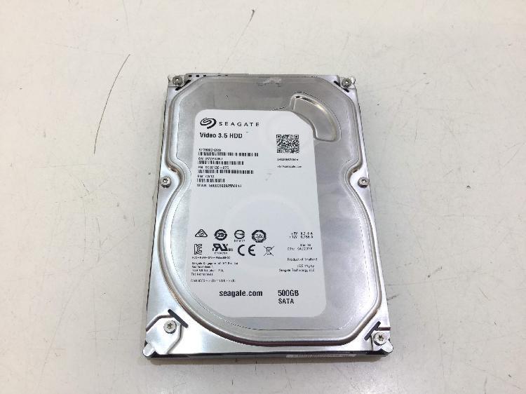 Disco duro seagate video 3.5