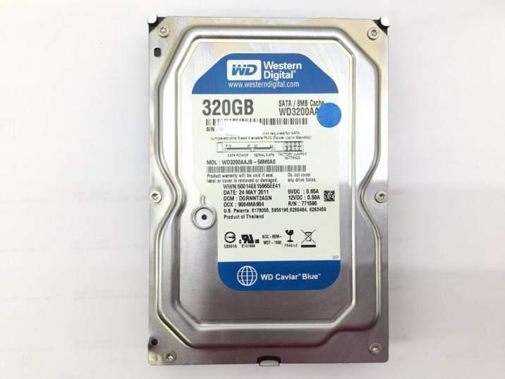 Disco duro western digital wd3200aajs