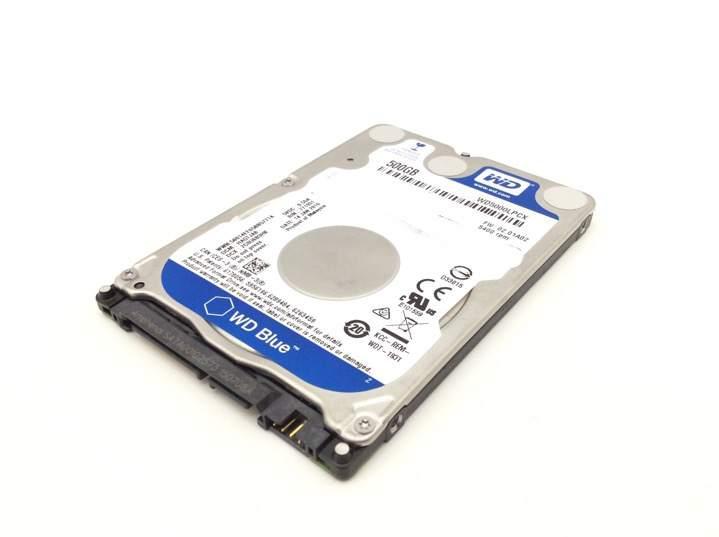Disco duro western digital wd5000lpcx