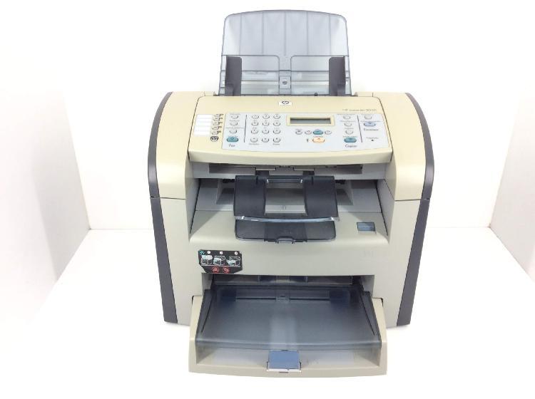 Impresora laser hp laserjet 3050