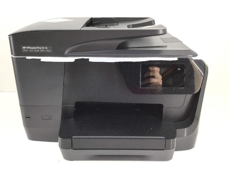 Impresora multifuncion hp hp officejet pro 8710