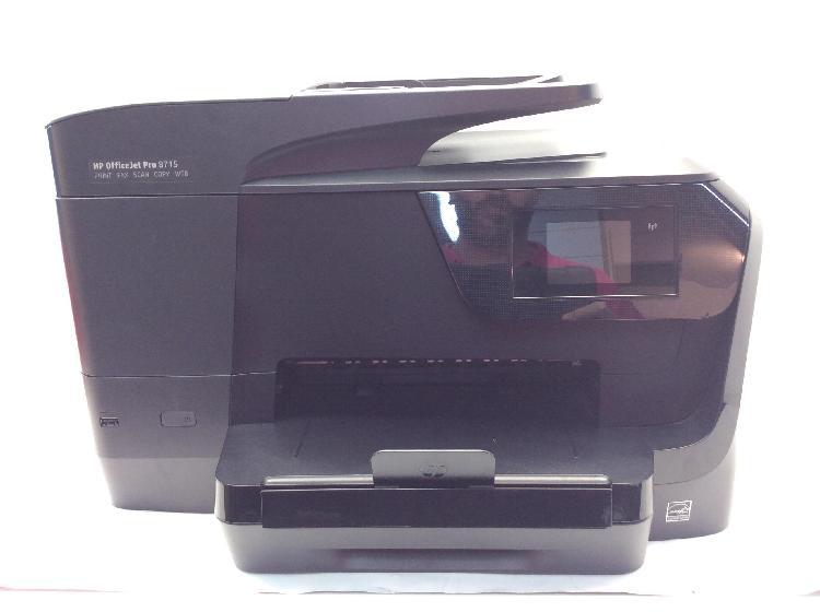 Impresora multifuncion hp officejet pro 8715