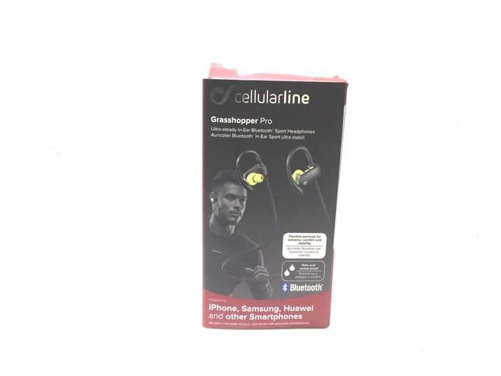 In ear cellular line grasshopper pro