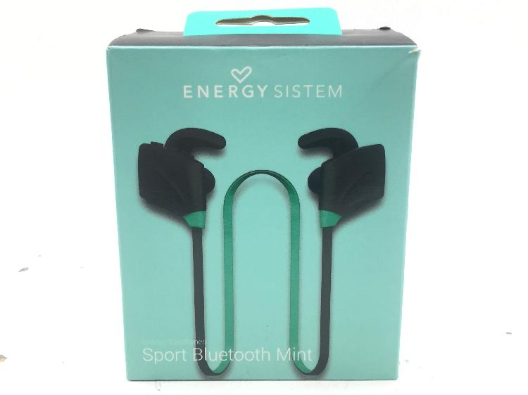 In ear energy sistem sport bluetooth ssistem
