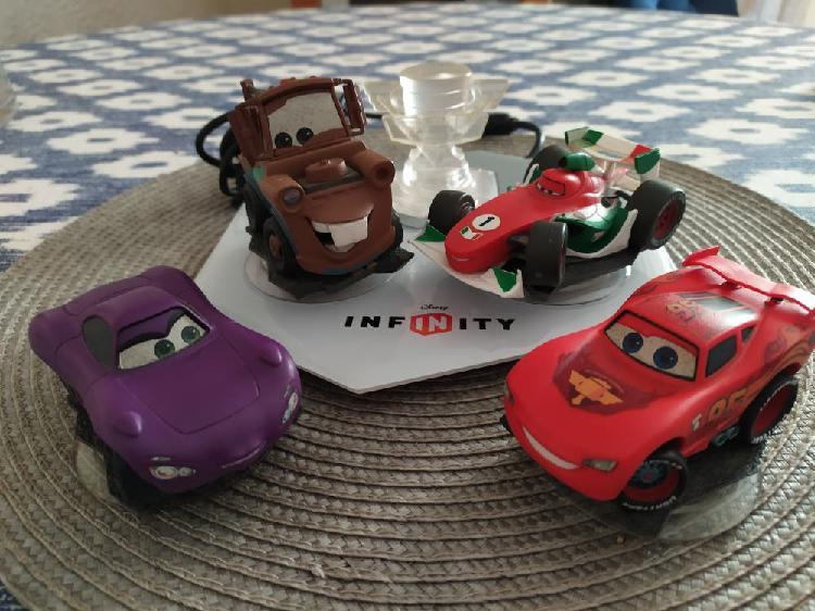 Lote cars disney infinity para consolas
