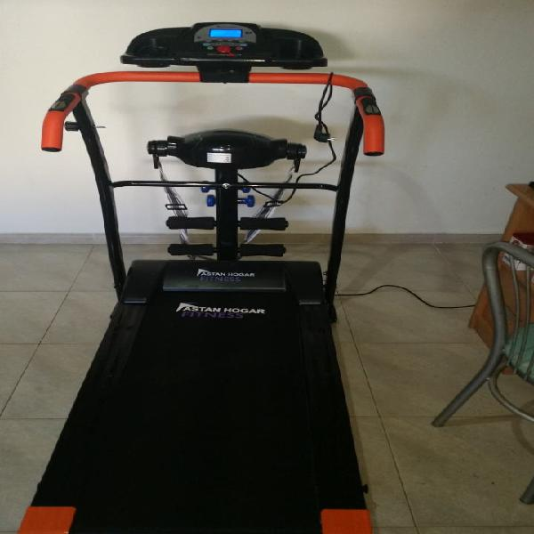 Maquina de correr con masajeadoastan hogar fitness