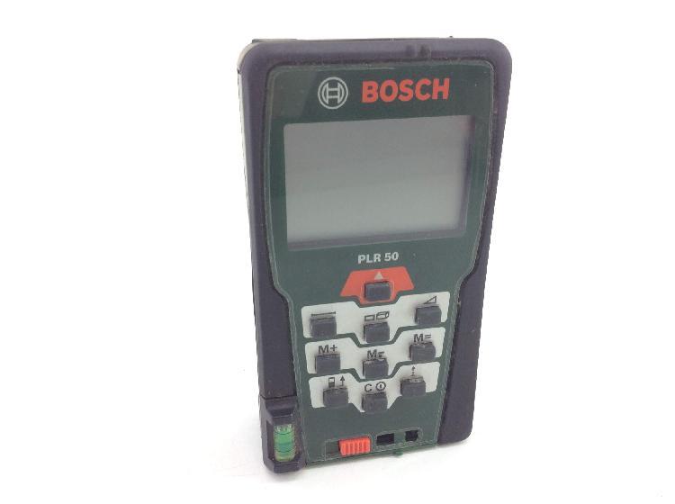 Medidor laser bosch verde plr50