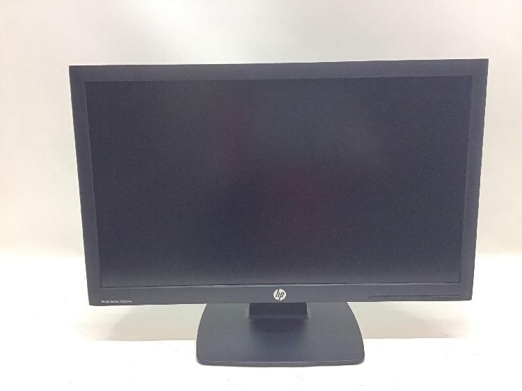 Monitor led hp prodisplay p222va 21.5 led