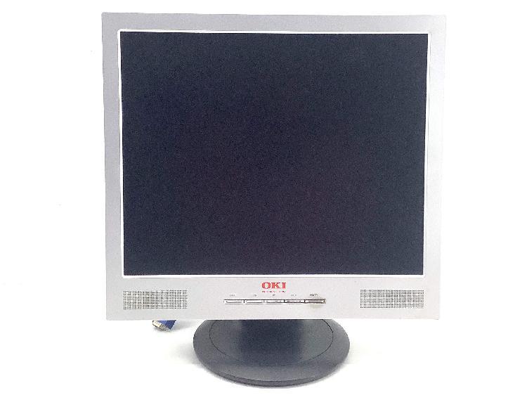 Monitor tft oki 700p
