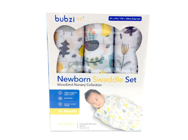 Otros bebe otros newborn swaddle set
