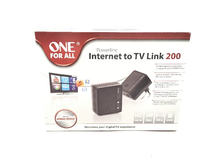 Otros otros one for all - internet to tv link 200