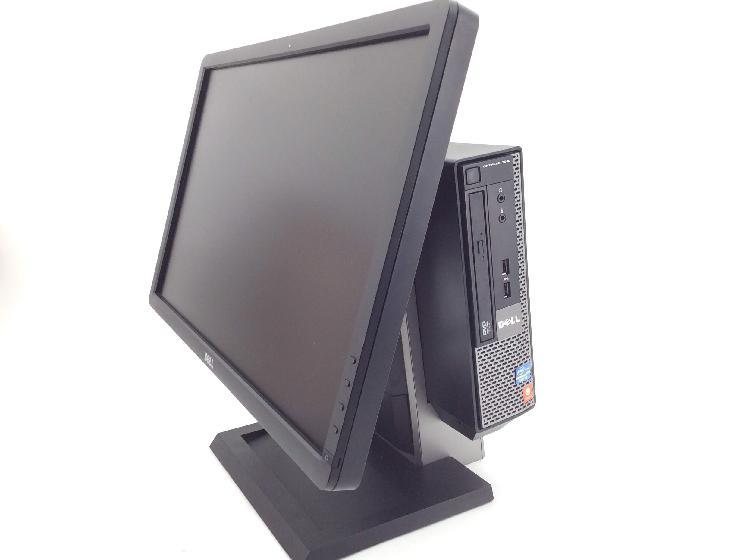 Pc dell optiplex 7010 + monitor 22 dell p2210 22lcd