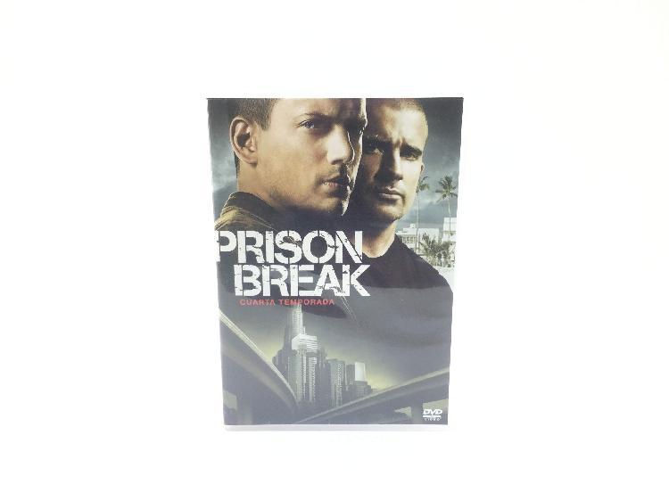 Prison break cuarta