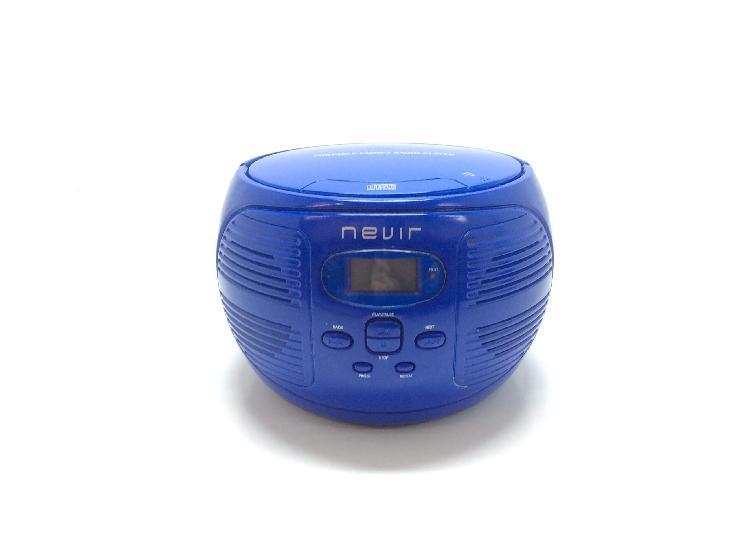 Radio cd cassette nevir nvr-470