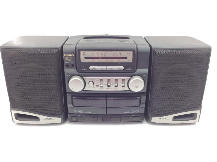 Radio cd cassette otros ca-w54ez