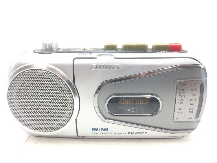 Radio cd cassette otros rm-p300