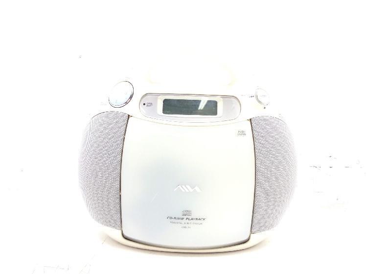Radio cd cassette sony csd-p1