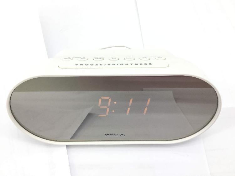 Radio despertador philips aj200/12