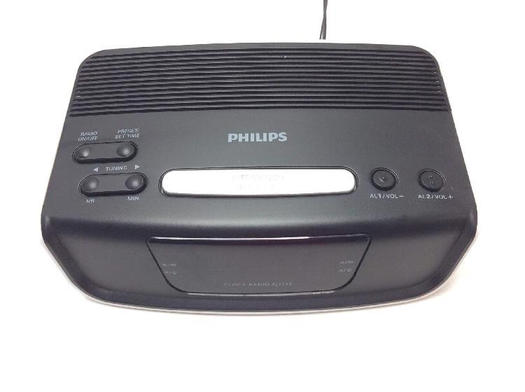 Radio despertador philips aj312312