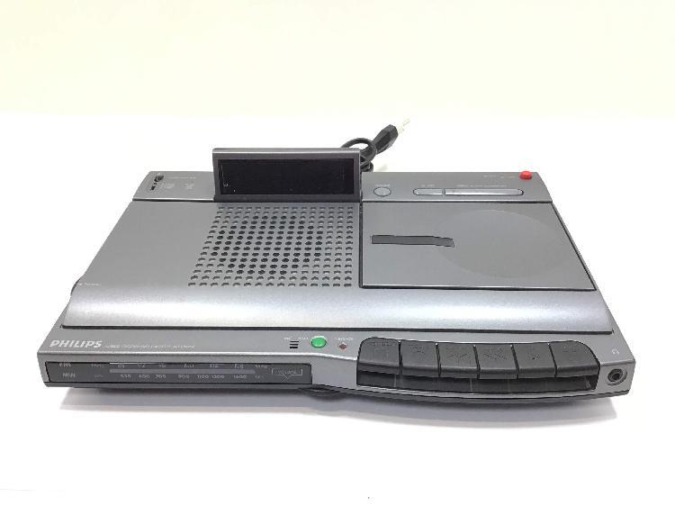 Radio despertador philips aj3800